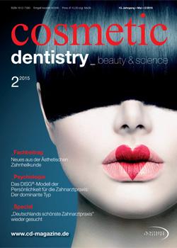 cosmetic dentistry Ausgabe 2/2015